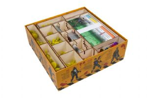 The Broken Token Zombicide Series Three Organizer